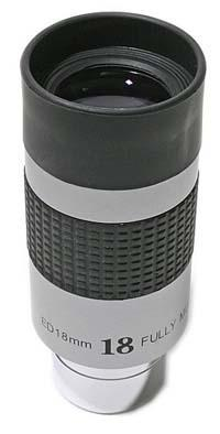 "TS Paragon ED 18mm 1.25"" Eyepiece - 50 deg - 20mm eye relief"