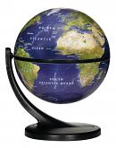 "4.3"" Wonderglobe Satellite Desktop Globe Wonder Globe"