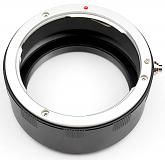 Nikon Lens to ZWO Full Frame Camera Adapter for Cameras with 17.5mm Back Focus