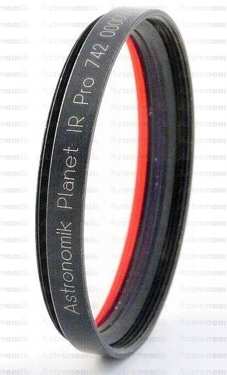 Astronomik ProPlanet 742 IR Pass Photo Filter 2-Inch
