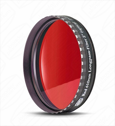 "Baader 2"" Red Eyepiece filter 610nm Longpass"