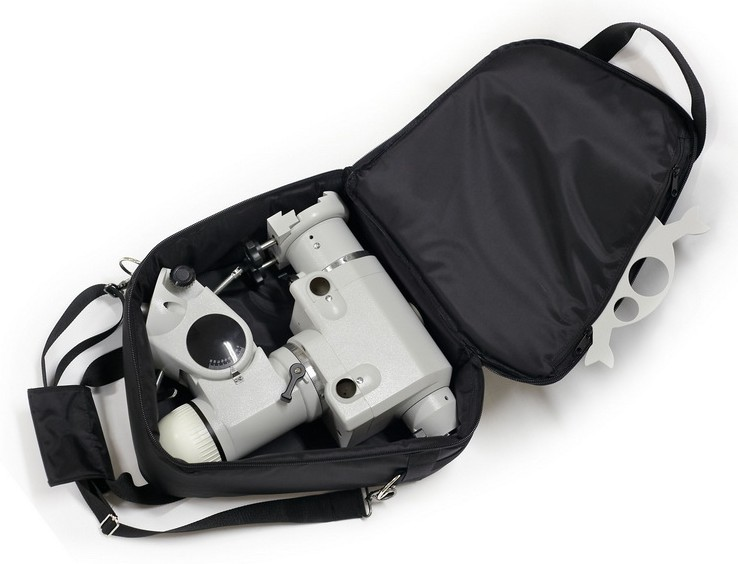 Lacerta Soft Carrying Case for EQ6 Mount Head - Made in EU