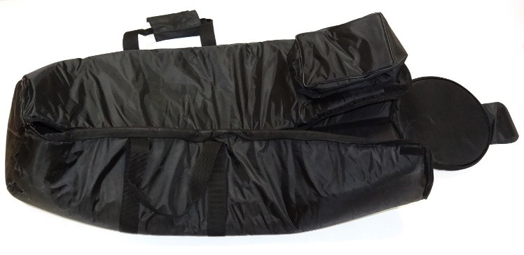Lacerta Padded Carrying Case DeLuxe for 200/1000 Newtonian Telescope
