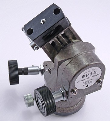 BP-60 AZ-Mount ( incl.worm-wheel drive & manual handles)