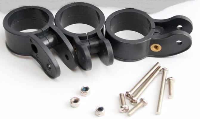 Replacement Tripod Clips for Celestron AstroMaster Telescopes