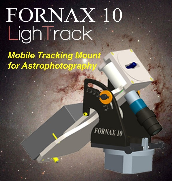 FORNAX 10 Polar Block / Wedge