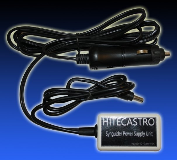 HitecAstro SynGuider Regulated Power Supply Unit