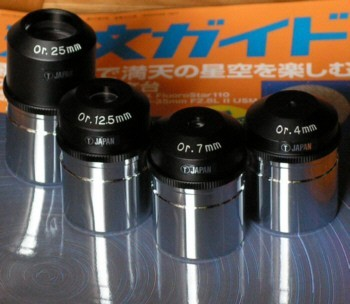 9mm Japanese Abbe Orthoscopic Eyepiece