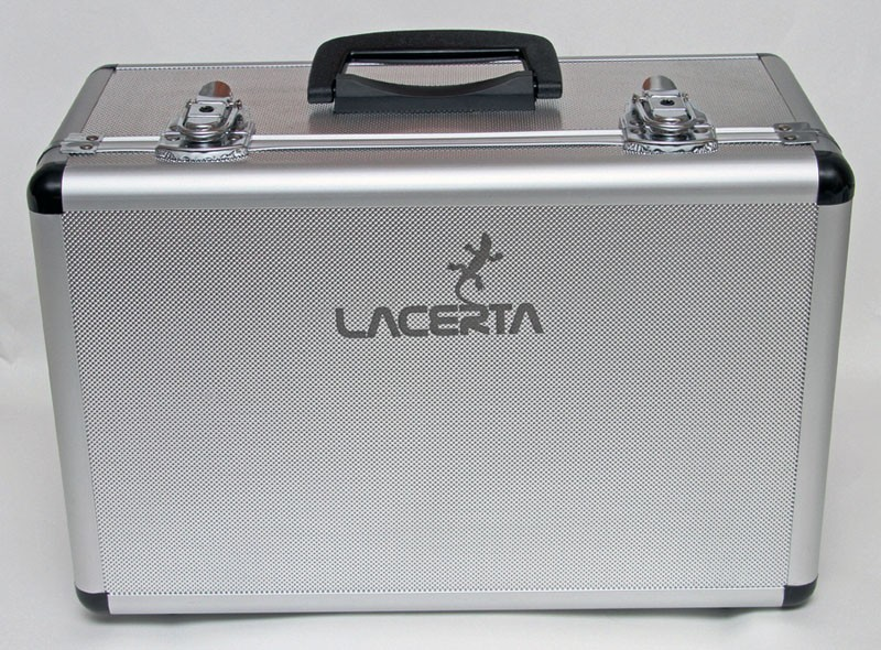 Lacerta Aluminium Case for Small Refractors or Eyepiece & Accessory Case