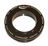 Moonlite 2.5-inch 68mm Thread to 48mm Filter Thread with Locking Ring Adapter