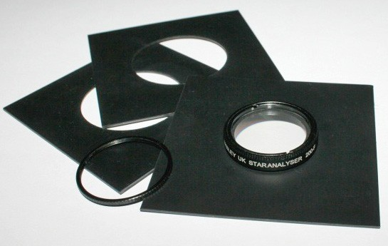 Mounting Kit for Star Analyser 200