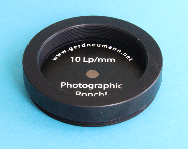 Photographic Ronchi 10L/mm