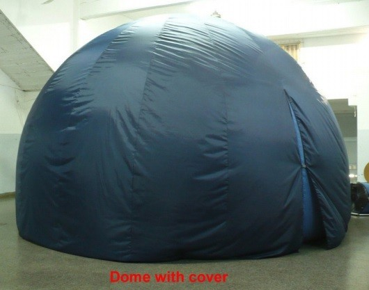 MMI Inflatable Planetarium Dome 6m Diameter 120cm Horizon Height