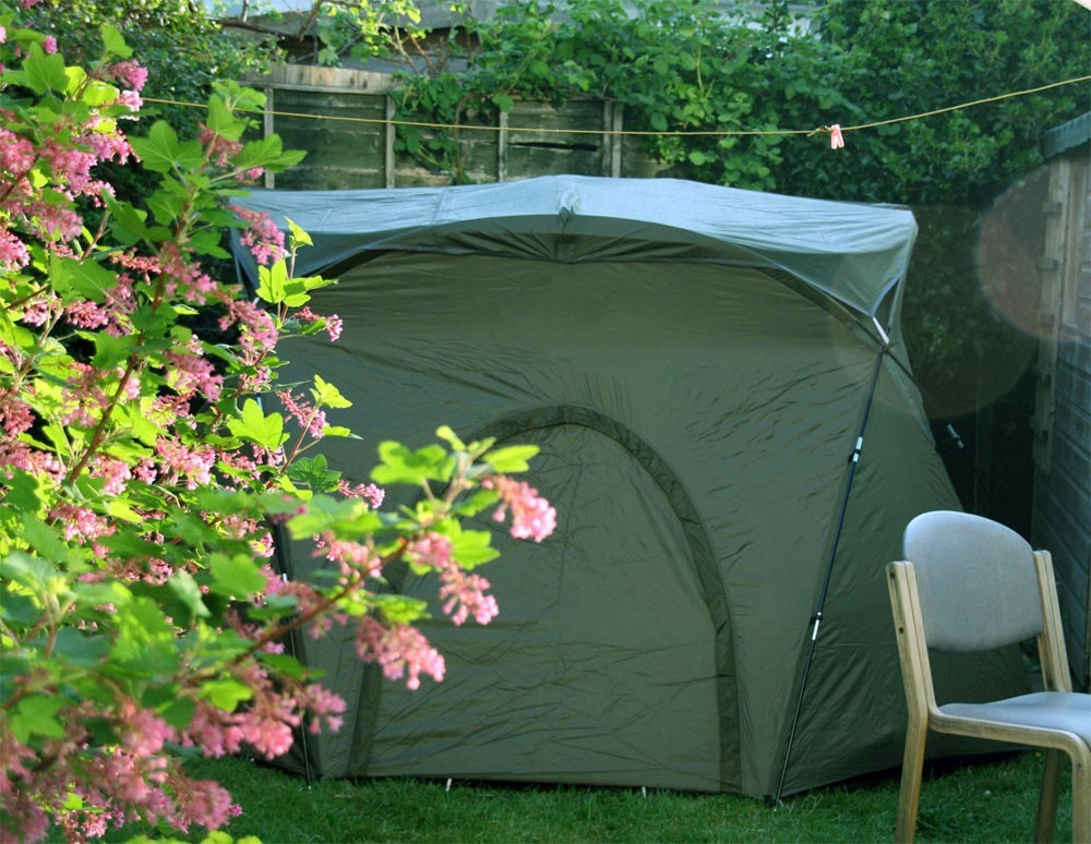 Portable Observatory Tent with Protective Shell