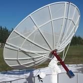 DISCONTINUED - SPIDER230 2.3m Amateur Radio Telescope with RAL10PL Receiver (without mount)