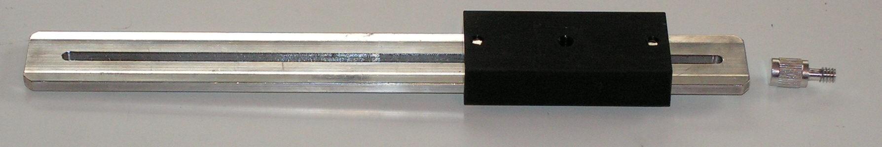 Balancing Dovetail Bar - Extra Long Camera Platform for Porta, Merlin, GIAZ, Autotrack