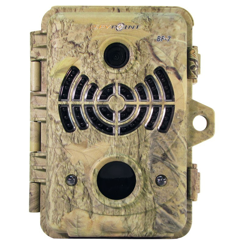 BF-7 Camo 7MP Trail / Surveillance Camera with 46 Black IR LED Illumination
