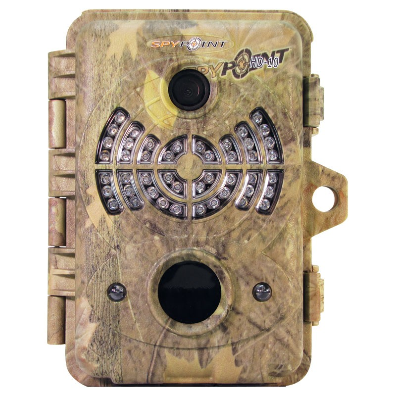 HD-10 Camo 10MP Trail / Surveillance Camera with 46 IR LED Illumination