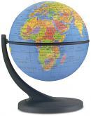 "4.3"" Wonderglobe Blue Ocean Desktop Globe Wonder Globe"