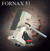 FORNAX 52 Heavy Duty Equatorial Mount with MC3 Controller and UMiPro Software - 50kg Load Capacity - EX DEMO