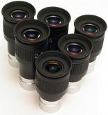 2.5mm - The Planetary UWA Eyepiece - 58 degrees 1.25""