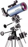 SkyWatcher SKYMAX-90 (EQ1) Maksutov-Cassegrain Telescope with EQ1 Equatorial Mount