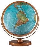 "12"" The Atlantis Desktop Globe"