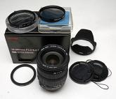 USED Sigma 18-200mm F3.5-6.3 DC OS Zoom Lens for Canon APS-C