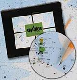Sky Atlas 2000.0 Deluxe Laminated