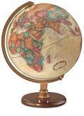 "12"" The Hastings Antique Style Desktop Globe"