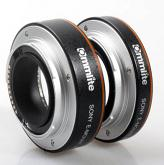 Commlite AF Macro Extension Tube Set Autofocus for SONY Nex E-Mount Camera Lenses - NON-FULL-FRAME