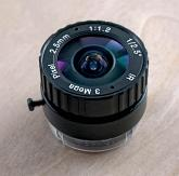 ZWO Replacement 2.5mm 3MP 150-degree Wide Angle Lens for ZWO ASI178, ASI185 etc. Cameras