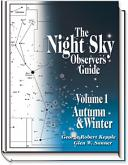 The Night Sky Observer's Guide Volume 1 - Autumn & Winter