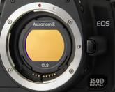 Astronomik H-Beta Visual Clip-Filter for Canon EOS Cameras
