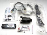 RIGEL Stepper Motor, USB nStep Focus Control and Installation Kit for Baader Steeltrack Newtonian Focuser
