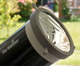 Solar Filter for 120mm to 148mm Telescope Tube Size with Aluminium Housing